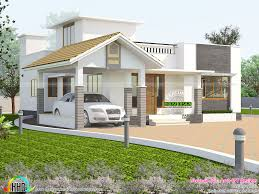House Plans With Apartment Attached Ground Floor House Plan Kerala Home Design And Floor Plans