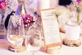 idã e menu mariage menu de mariage repas classique ou original