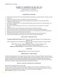 new grad nursing resume template awesome sle new grad resume sle new grad resume