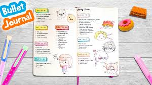 bullet journal setup plan with me youtube