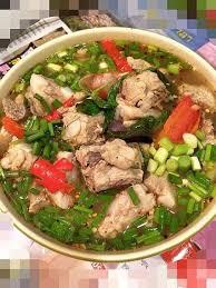 recett de cuisine ส ตรทำ ต มแซ บซ โครงหม ส ตรอาหาร จานโปรด thaifood