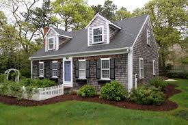 shingle homes five cape cod houses for sale with faded cedar shingles boston