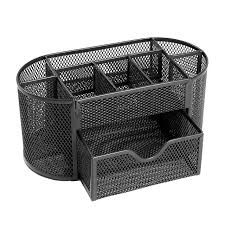 Office Desk Tidy Desk Tidy Mesh Desk Organiser Set Office Tidy Organization Desk