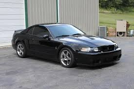 2003 Black Mustang 2003 Ford Mustang Terminator Car Autos Gallery
