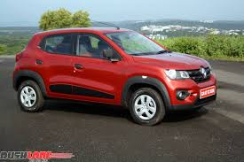 renault small small car kwid pushes value of renault india