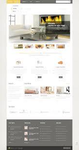 website template 57518 interior style design custom website