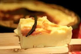 cuisiner sans sucre recette du flan vanille sans sucre et sans pâte