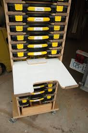 Garage Tool Organizer Rack - best 25 mobile tool box ideas on pinterest woodworking jobs