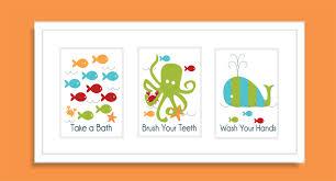Bath Wall Decor by Tips For Designing Your Child U0027s Bathroom Discount Bathroom