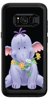 disney winnie pooh lumpy flowers design otterbox defender