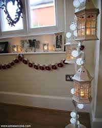Christmas Home Decoration Pic Style Saturday Christmas Home Decor Blogmas Day 13 Anna