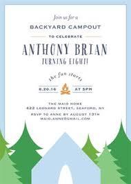 Backyard Birthday Party Invitations by Lake Birthday Party Invitations Kayak By Thepapervioletshoppe