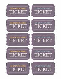 ideas of office max printable tickets template for mac with