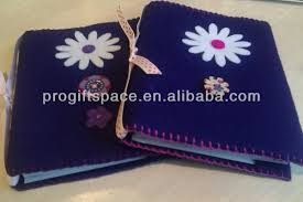 Notebook Cover Decoration 2017 New Sell Handmade Wholesale Fabric Material Flowers