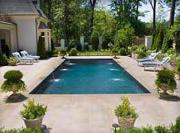 Above Ground Pool Landscaping Ideas Rectangular Pool Landscaping Ideas Interior Design