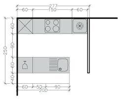 plans cuisine largeur plan travail cuisine 4 119247 1 profil lzzy co