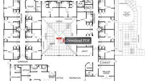 residential floor plans 5 floor plans for residential facility residential floor plans