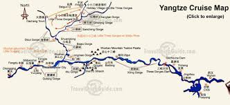 China River Map by Yangtze River Maps Location Cruise And Three Gorges Dam