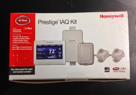 Prestige Iaq 2 0 Comfort System Remarkable Wireless Honeywell Prestige Thermostat Pictures