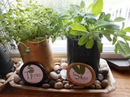 how to make kitchen herb garden ideas