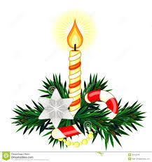 christmas cookie candle christmas lights decoration