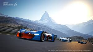renault alpine vision concept alpine vision gran turismo video game racer officially unveiled