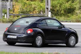 beetle volkswagen 2012 2012 vw new beetle caught testing will get 2 0t and possible hybrid