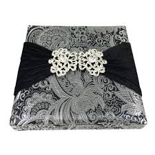 Exclusive Wedding Invitation Cards Metallic U0026 Black Luxury Wedding Invitation Box