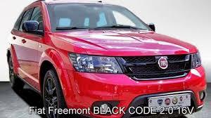 fiat freemont 2017 fiat freemont black code 2 0 16v multijet ft638139 allegro rot