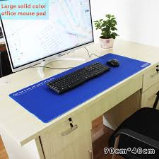 tapis de bureau personnalisé 900x400mm personnalisé bureau souris pad précision verrouillage