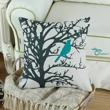 amazon com calitime cushion cover throw pillow case shell vintage