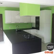 meuble cuisine vert meuble cuisine plaque cuisson un meuble trs particulier