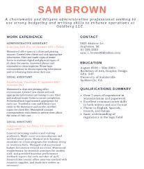 copies of resumes where are examples of great resumes