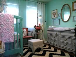 chambre fille vert chambre de bébé vert menthe