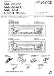 kdc mp235 wiring diagram kdc wiring diagrams collection