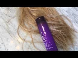 over the counter purple hair toner the best purple shoo for blonde hair youtube