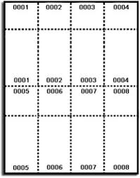 brilliant ideas of office max printable tickets template for mac