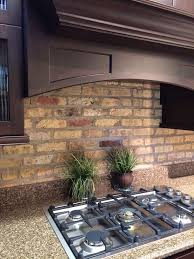 how to paint brick kitchen backsplash u2014 decor trends