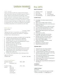 chef resume templates resume pastry chef resume template