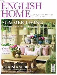 the english homes magazine leaf architecture