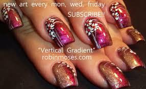 robin moses nail art january 2012