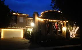 holiday decorative lighting installation orange county ca christmas lights installed on a home in newport beach