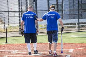 Baseball For The Blind For Seattle Sluggers Beep Baseball Is Serious Stuff The Seattle