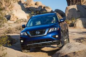 pathfinder nissan 1999 2017 nissan pathfinder revealed with more power torque tech