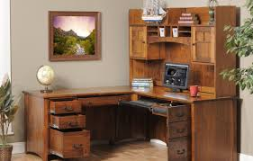 Hideaway Computer Desk Cabinet Famous Art Antique Writing Desk With Drawers Cute Leather Top Desk