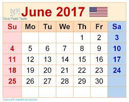 32 best june 2017 calendar images on 2017 calendar