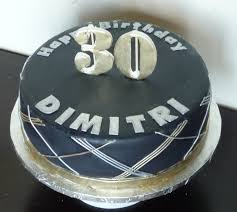 35th birthday cake ideas for men 594