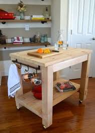 Island Cart Kitchen Diy Kitchen Island And Storage Cart Http Thesawdustdiaries Com