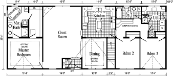 simple ranch floor plans