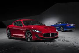 maserati mc12 red 2015 maserati granturismo mc centennial edition coupe and